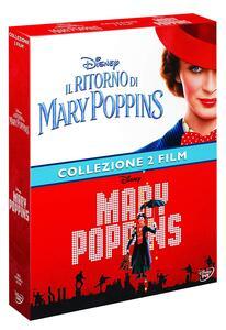 Cofanetto Mary Poppins (2 DVD) di Rob Marshall,Robert Stevenson