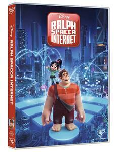 Ralph spacca Internet (DVD) di Rich Moore,Phil Johnston - DVD