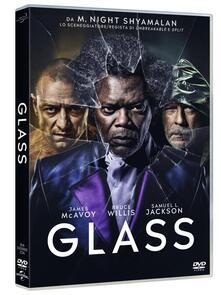 Glass (DVD) di Manoj Night Shyamalan - DVD