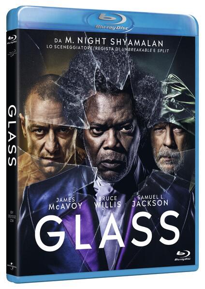 Glass (Blu-ray) di Manoj Night Shyamalan - Blu-ray