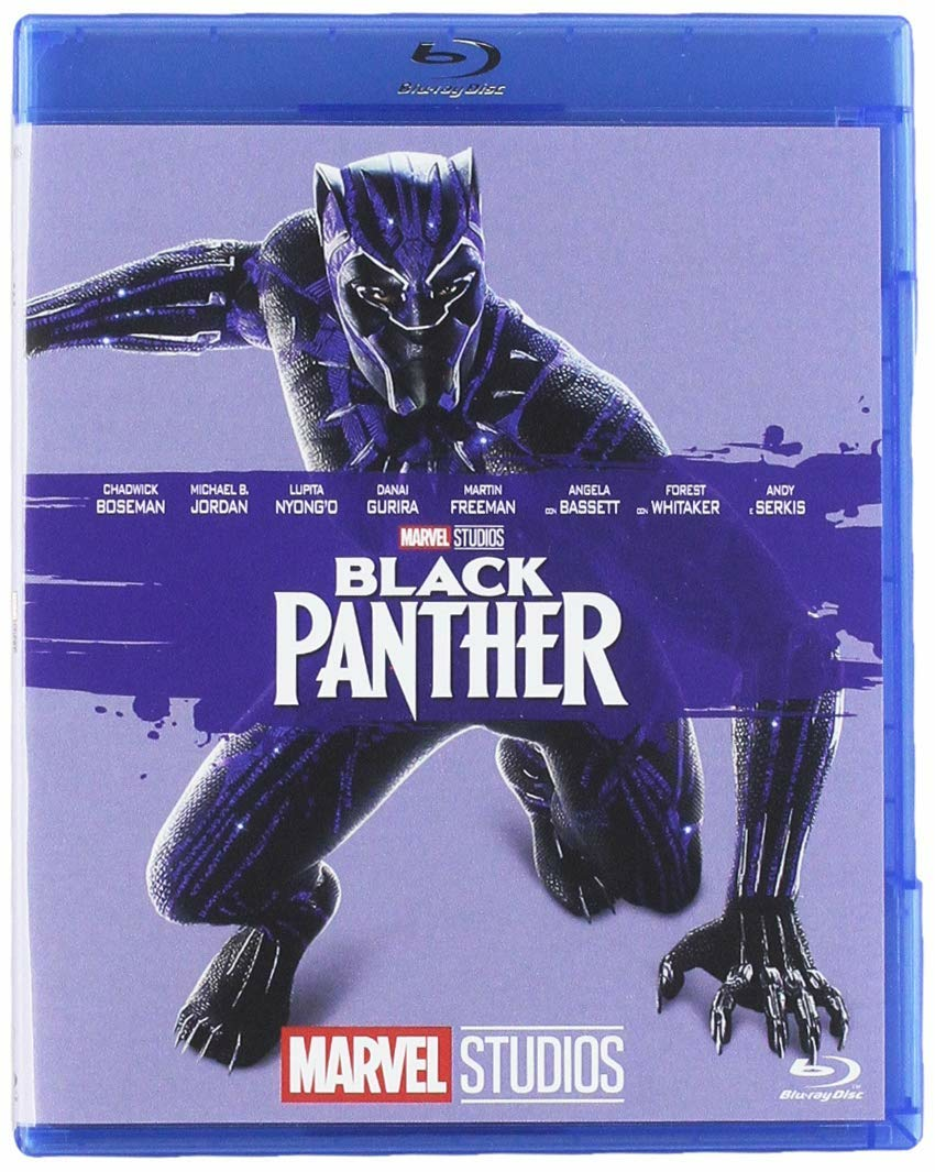Cover Dvd DVD Black Panther