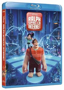 Ralph spacca Internet (Blu-ray) di Rich Moore,Phil Johnston - Blu-ray