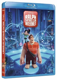 Cover Dvd Ralph spacca Internet (Blu-ray)