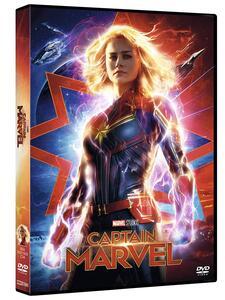 Captain Marvel (DVD) di Anna Boden,Ryan Fleck - DVD