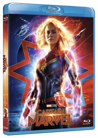 Cover Dvd Captain Marvel (Blu-ray)