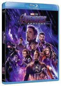 Cover Dvd Avengers. Endgame (Blu-ray)