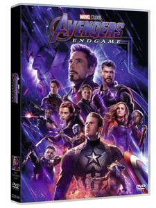 Avengers. Endgame (DVD) di Anthony Russo,Joe Russo - DVD
