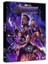 Cover Dvd Avengers. Endgame (DVD)