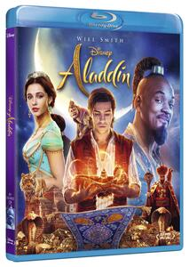 Aladdin Live Action (Blu-ray) di Guy Ritchie - Blu-ray