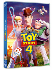 Copertina  Toy story 4 [Videoregistrazione]
