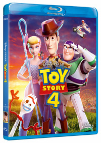 Cover Dvd Toy Story 4 (Blu-ray)