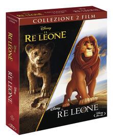 Il Re Leone. Cofanetto con versione animata e Live Action (2 Blu-ray) di Jon Favreau,Roger Allers,Rob Minkoff