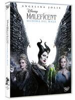 Maleficent. Signora del male (DVD)