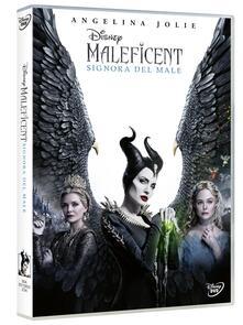 Maleficent. Signora del male (DVD) di Joachim Rønning - DVD
