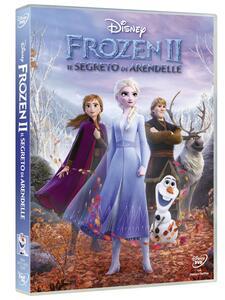 Film Frozen 2. Il segreto di Arendelle (DVD) Jennifer Lee Chris Buck
