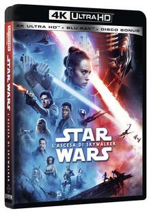 Star Wars. L'ascesa di Skywalker (Blu-ray Ultra HD 4K) di J.J. Abrams - Blu-ray Ultra HD 4K