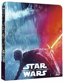 Star Wars. L'ascesa di Skywalker (Blu-ray 3D Steelbook) di J. J. Abrams - Blu-ray 3D