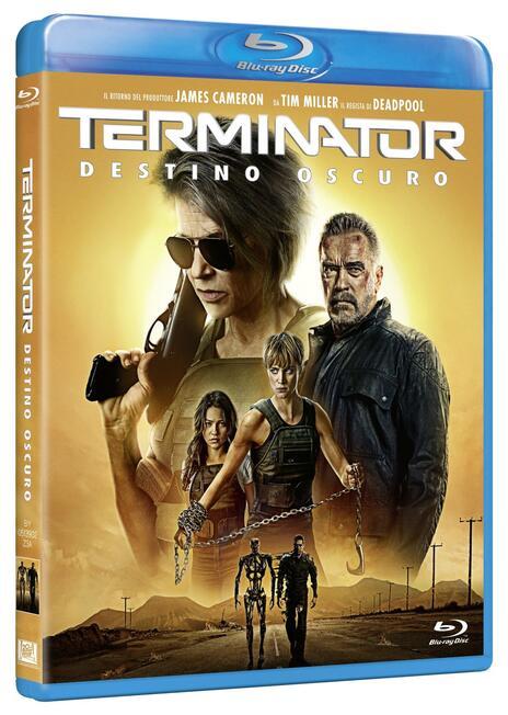 Terminator. Destino oscuro (Blu-ray) di Tim Miller - Blu-ray