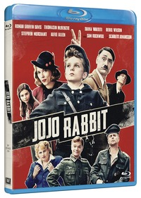 Cover Dvd JoJo Rabbit (Blu-ray)