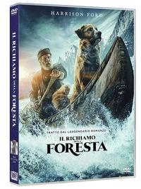 Cover Dvd Il richiamo della foresta (DVD)