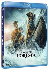 Cover Dvd Il richiamo della foresta (Blu-ray)