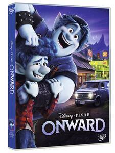 Film Onward. Oltre la magia (DVD) Dan Scanlon