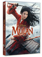 Mulan Live Action (DVD)