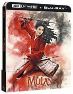 Mulan Live Action. Con Steelbook (Blu-ray + Blu-ray Ultra HD 4K)