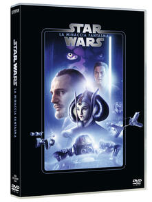 Star Wars. Episodio I. La minaccia fantasma (DVD) di George Lucas - DVD