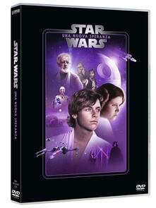 Star Wars. Episodio IV. Una nuova speranza (DVD) di George Lucas - DVD