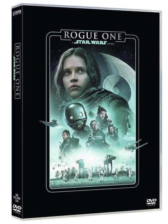 Rogue One. A Star Wars Story (DVD) di Gareth Edwards - DVD