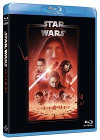 Cover Dvd Star Wars. Episodio VIII. Gli ultimi Jedi (Blu-ray)