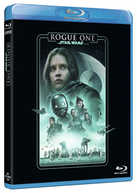 Cover Dvd Rogue One. A Star Wars Story (Blu-ray)