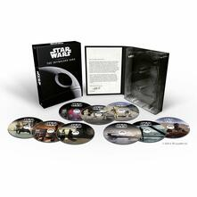Cofanetto Star Wars. The Skywalker Saga (9 DVD) di George Lucas,J. J. Abrams,Rian Johnson,Richard Marquand,Irvin Kershner