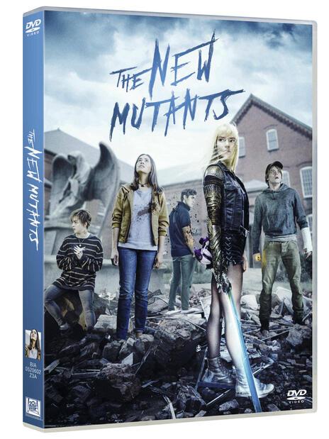 The New Mutants (DVD) di Josh Boone - DVD