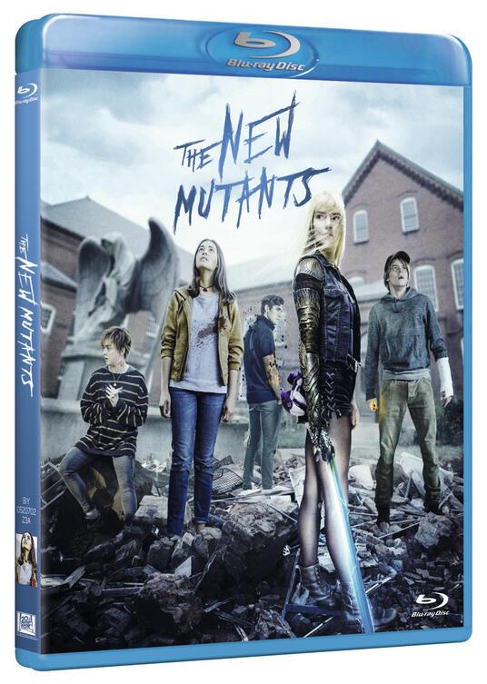 The New Mutants (Blu-ray) di Josh Boone - Blu-ray