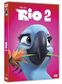 Cover Dvd Rio 2. Missione Amazzonia. Funtastic (DVD)