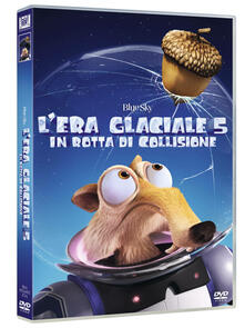 L' era glaciale 5. In rotta di collisione. Funtastic (DVD) di Mike Thurmeier,Galen Tan Chu - DVD