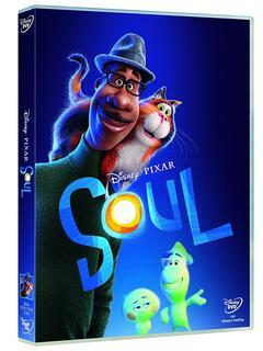 Film Soul (DVD) Pete Docter