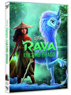 Film Raya e l'ultimo drago (DVD) Don Hall Carlos López Estrada