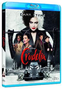 Film Crudelia (Blu-ray) Craig Gillespie