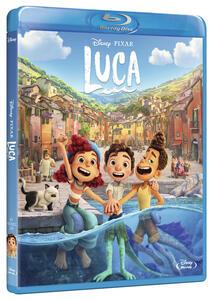 Film Luca (Blu-ray) Enrico Casarosa