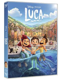 Film Luca (DVD) Enrico Casarosa