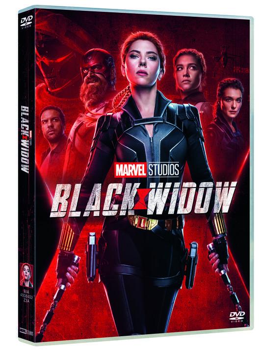 Black Widow (DVD) di Cate Shortland - DVD