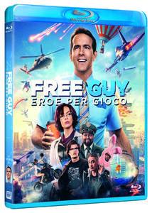 Film Free Guy. Eroe per gioco (Blu-ray) Shawn Levy
