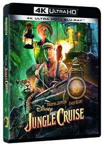 Film Jungle Cruise (Blu-ray + Blu-ray Ultra HD 4K) Jaume Collet-Serra