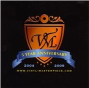 Best of 5 Years - Vinile LP