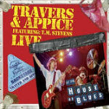Live at the House of Blues - CD Audio di Pat Travers,Carmine Appice
