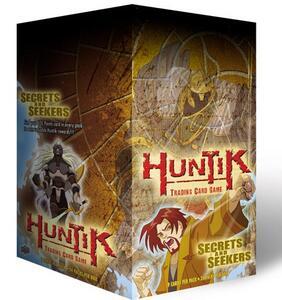 Huntik Buste Secrets & Seekers 24 pz