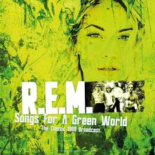Songs for a Green World, Live - Vinile LP di REM